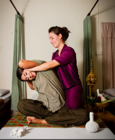 Not at all how it looks in real life. (Photo: Lila Thai Massage)